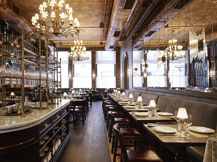 The Beekman Hotel Temple Court Restaurant