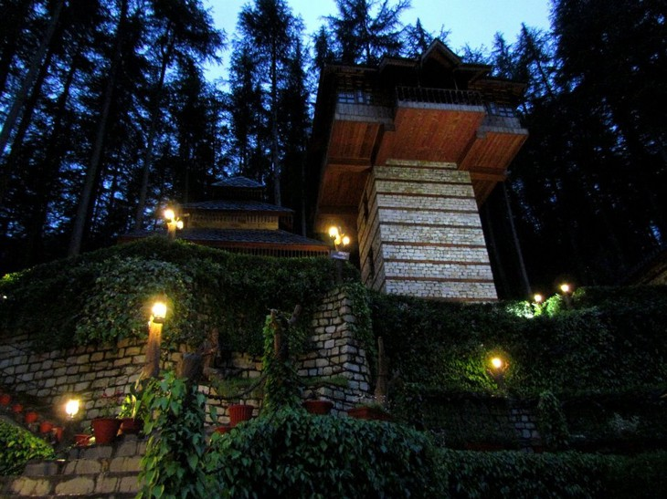 The Himalayan Village Resort tower cottage