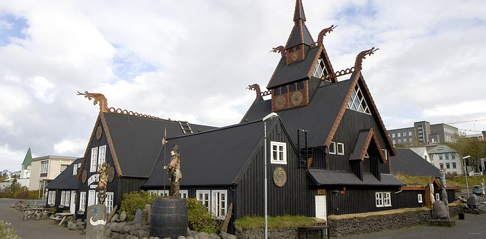 Hotel Viking Iceland - By The Hammer Of Thor!