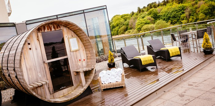 Ice House Hotel - Majestic river views from your jacuzzi