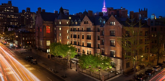 The High Line Hotel - Boutique hotel in a historic building in New York