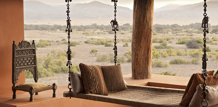 Okahirongo Elephant Lodge - Luxurious safari get-away in Namibia