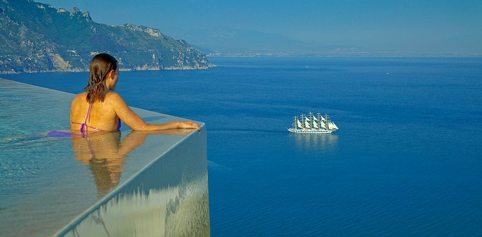 The Monastero Santa Rosa Hotel & Spa - Striking Views of the Amalfi Coast