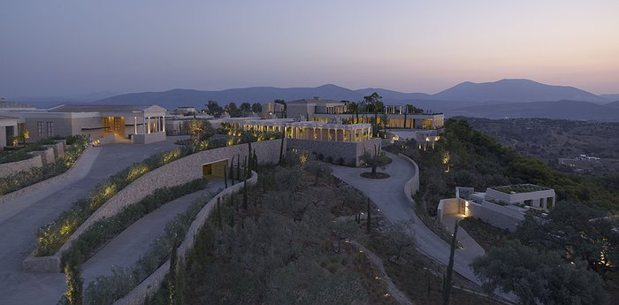 Amanzoe, Porto Heli - Next-Level Resort On The Aegean Coast