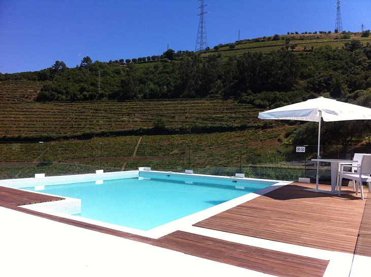 Quinta De Casaldronho swimming pool