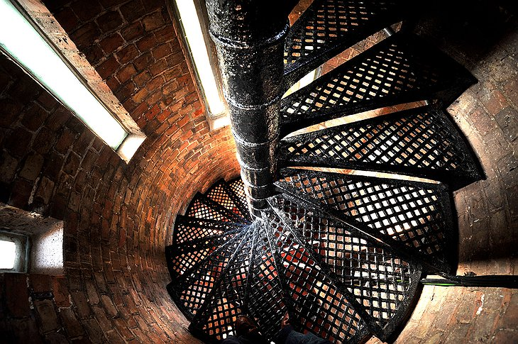 Appleton Water Tower staircase