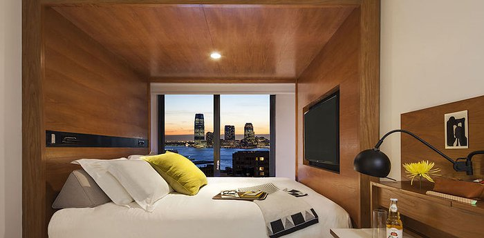 Arlo Hudson Square - Micro hotel in New York
