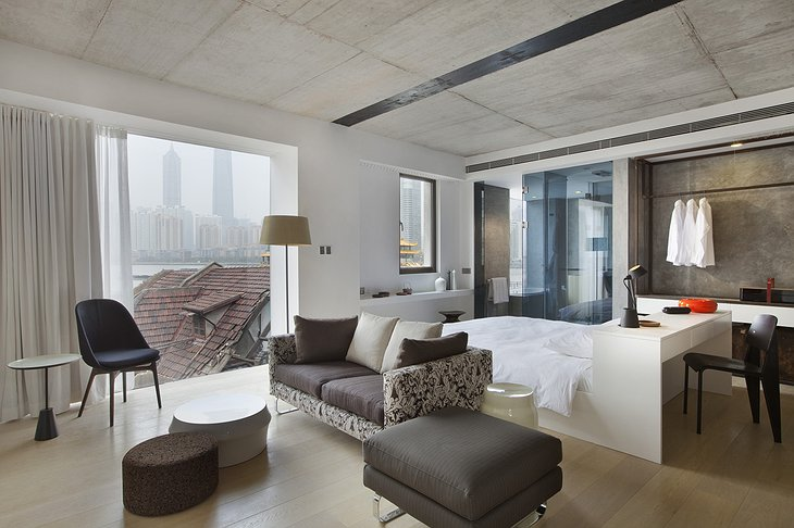 The Waterhouse at South Bund suite