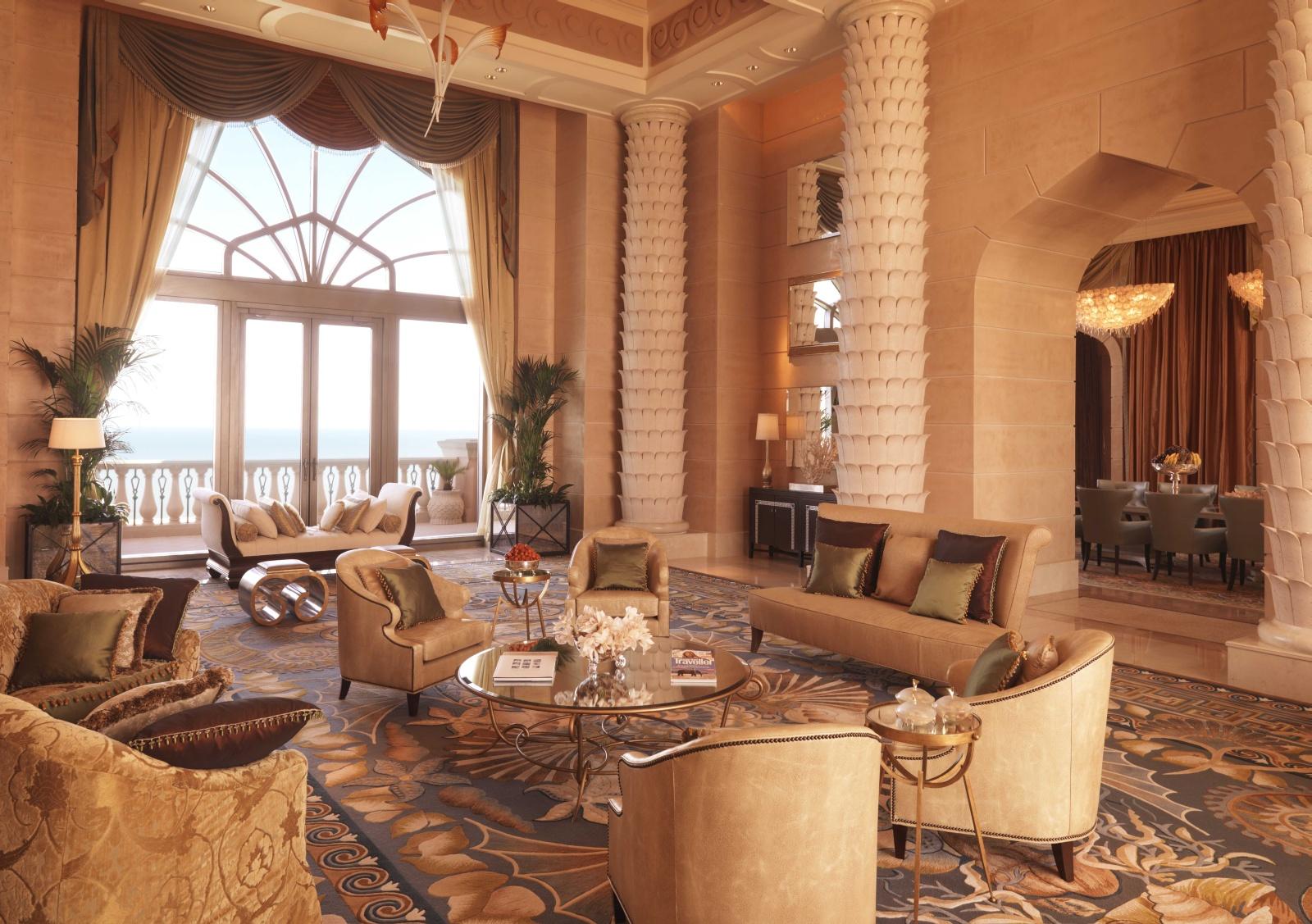 Book A Room At The Atlantis