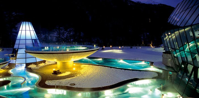 Aqua Dome Langenfeld - One Of The Most Luxurious Spas In The World