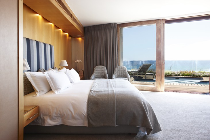 Ellerman House deluxe room
