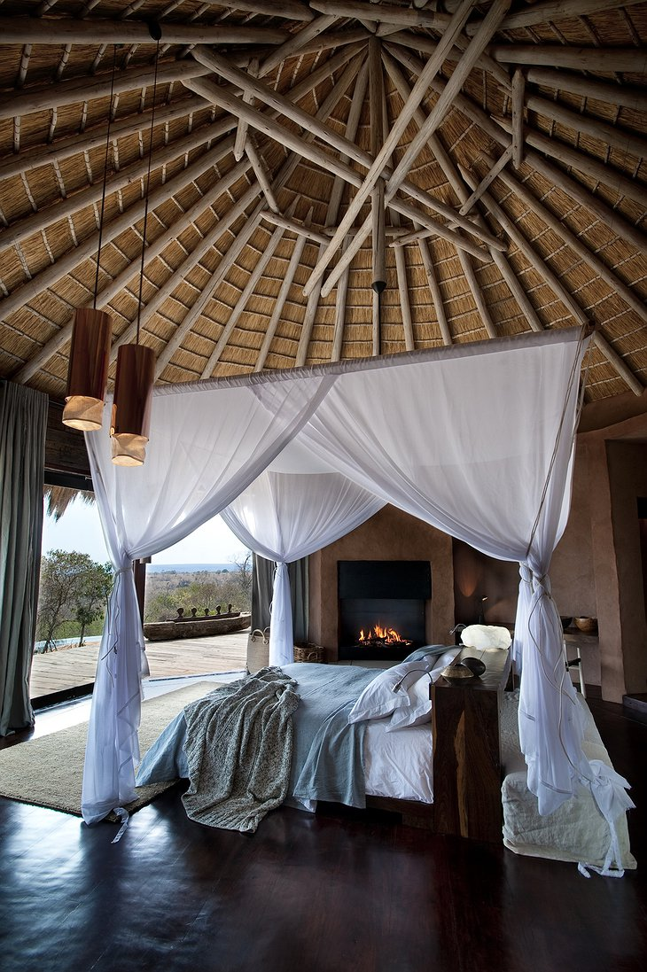 Leobo Private Reserve bedroom