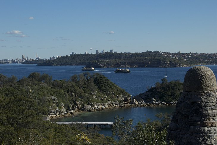 Sydney Harbour National Park at Manly