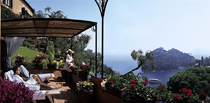 Belmond Hotel Splendido - Royal life in the 16th-century monastery hotel