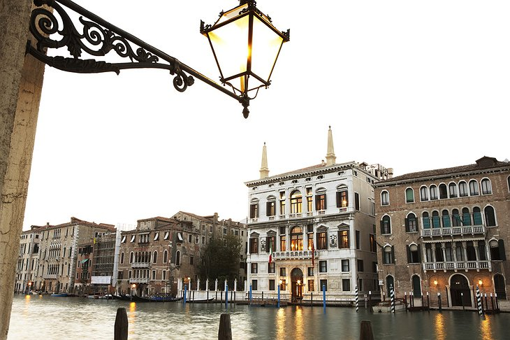 Aman Venice Grand Canal Hotel