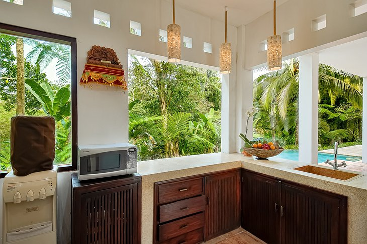 Villa Atas Awan Kitchen