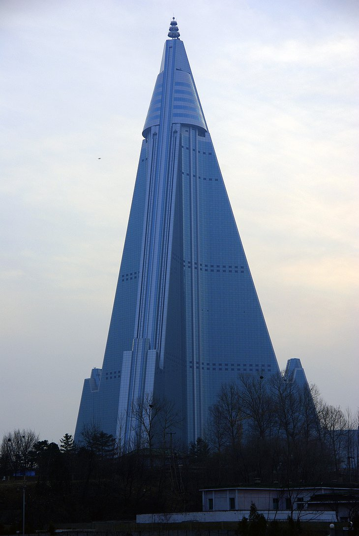 Ryugyong tower