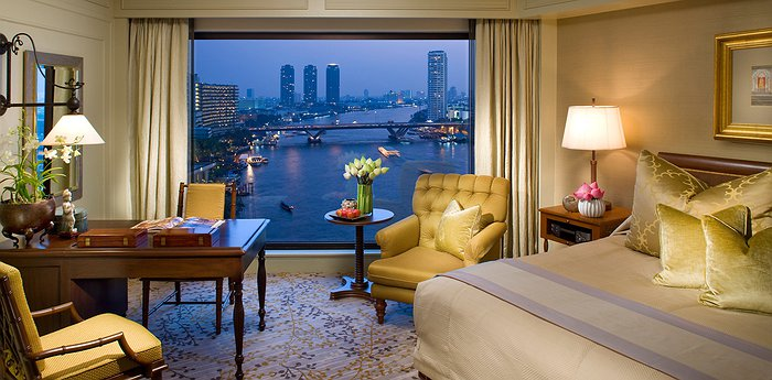 Mandarin Oriental Bangkok - One Of Bangkok's Oldest Luxe Hotels