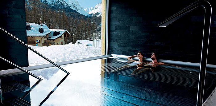 Nira Alpina St. Moritz - Ski in ski out in the Swiss Alps