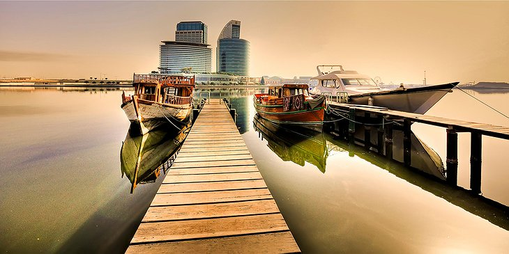 Dubai Festival City Harbor