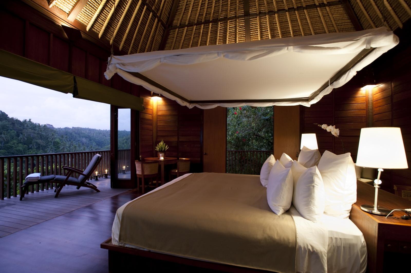 Alila ubud jungle mansions for Ubud bali hotels