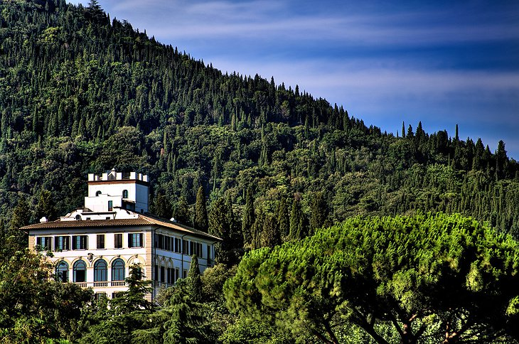 Il Salviatino in the Tuscan hills