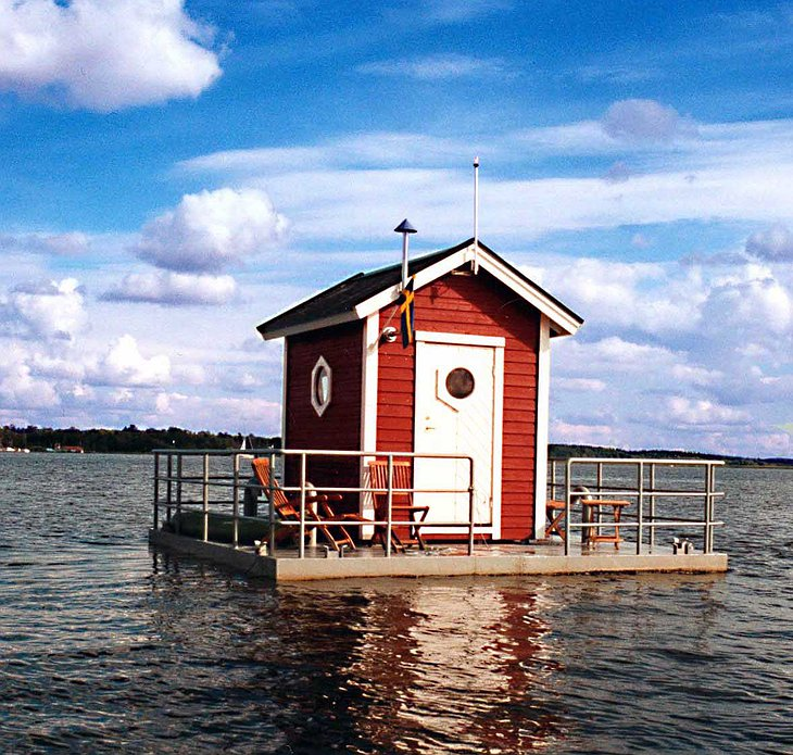 Utter Inn on Lake Mälaren