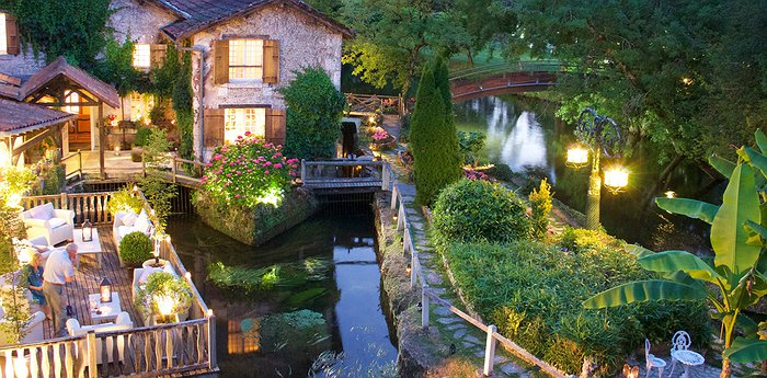 Le Moulin du Roc - French Countryside Retreat In A Historic Mill