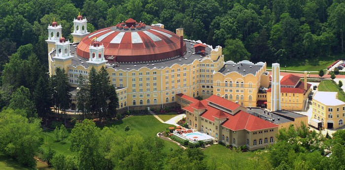 West Baden Springs – The 8th Wonder of the World