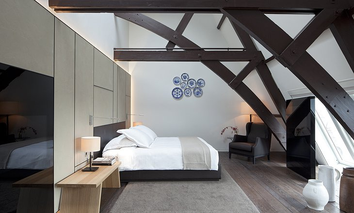 Conservatorium Hotel Junior Suite
