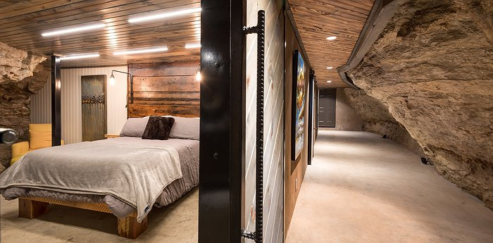 Beckham Creek Cave Lodge - The world's most luxurious cave