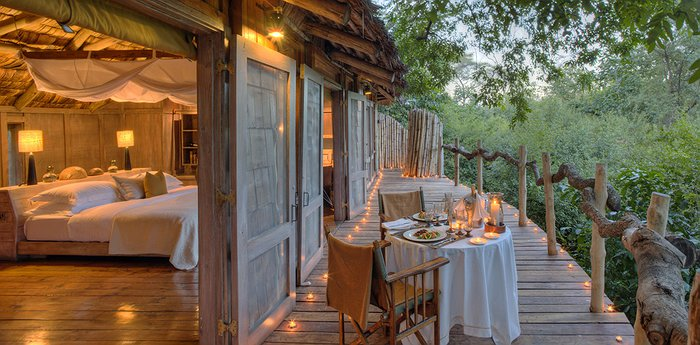 andBeyond Lake Manyara Tree Lodge - Whimsical Wildlife Preserve Getaway