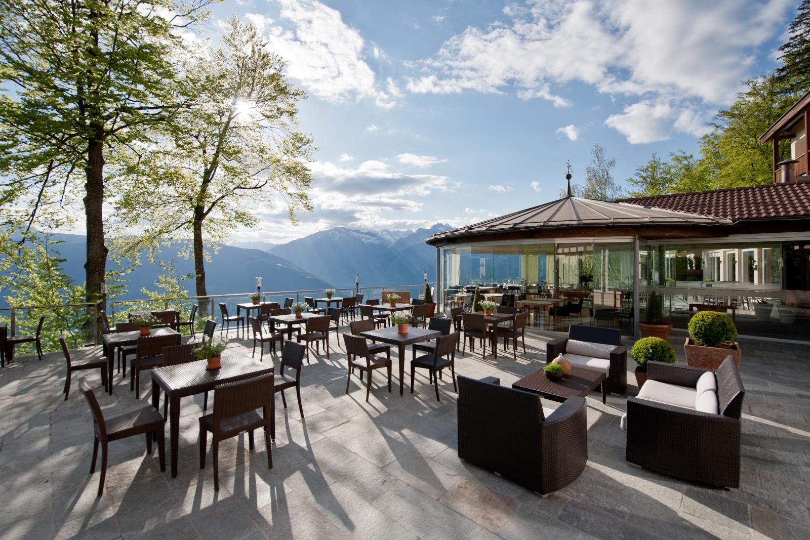 Hotel granpanorama miramonti for Hotel miramonti boutique