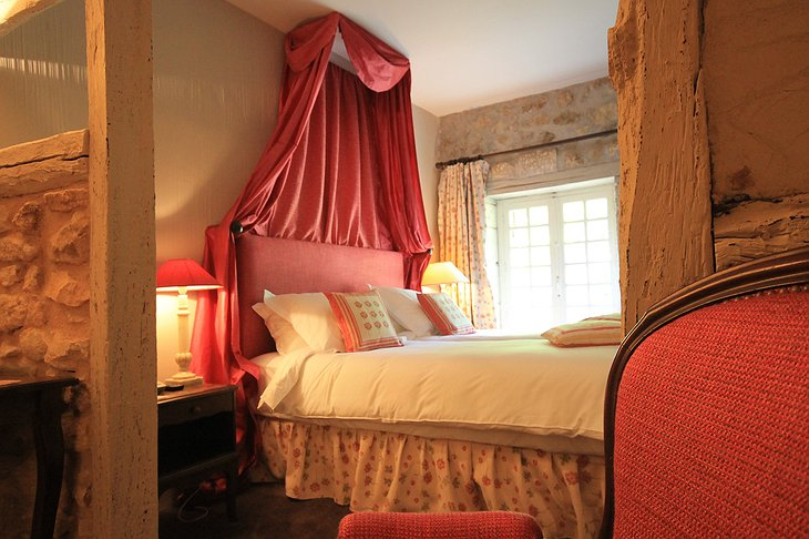 Hotel Le Moulin du Roc signature room