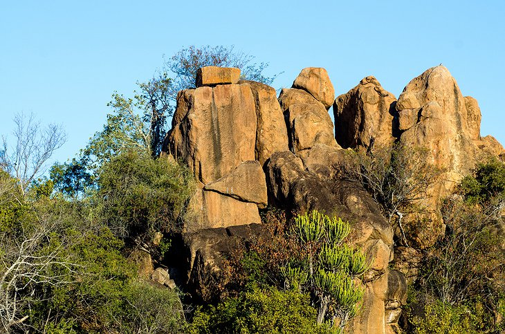 Kruger National Park rocks