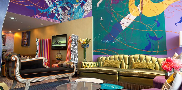 Hotel Triton - Funky design hotel in San Francisco