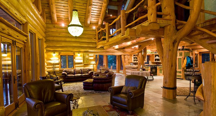 The Chilko Experience Wilderness Resort Dining