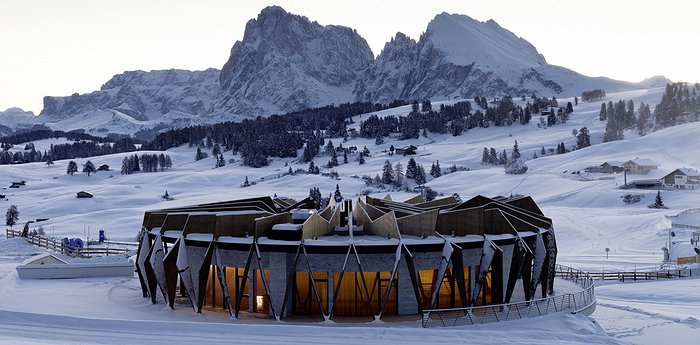 Alpina Dolomites - Spa on top of Europe's largest high-altitude plateau