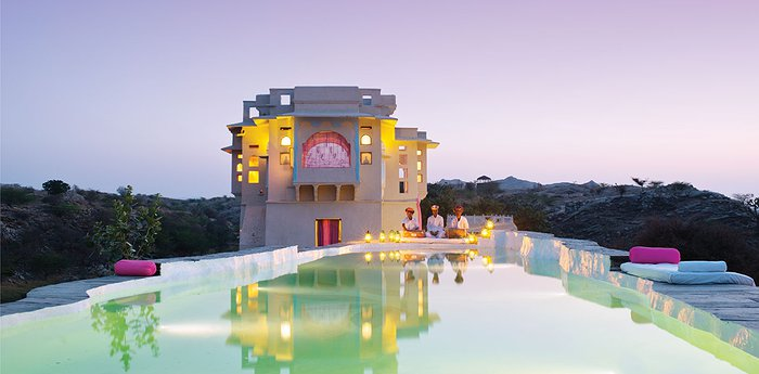 Lakshman Sagar Resort - Unimaginable Wander in Rajasthan