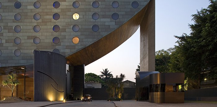 Hotel Unique Sao Paolo – Go To Cool School From The Future