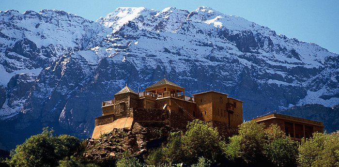 Kasbah du Toubkal - Moroccan Escape In The High Atlas Mountains