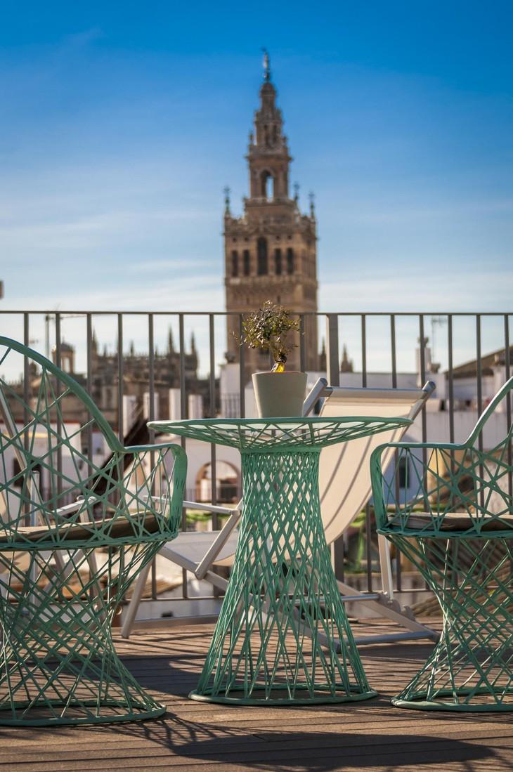 Hotel amadeus la musica seville for Hotel design seville