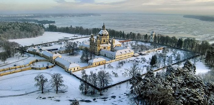 Monte Pacis - Lithuanian 17th-Century Monastery Hotel