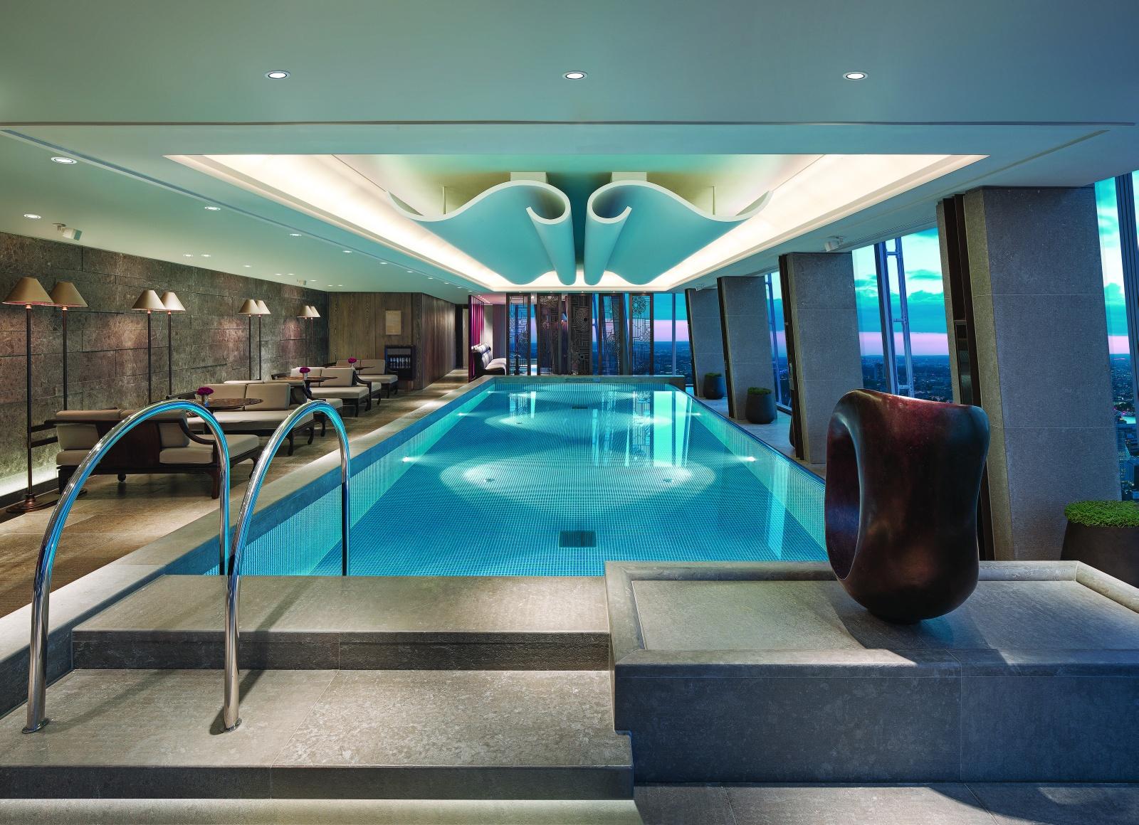 Shangri La Hotel At The Shard In London