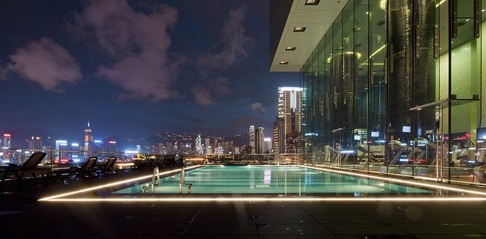 Hotel ICON Hong Kong - Harbor Views In Tsim Sha Tsui East Kowloon