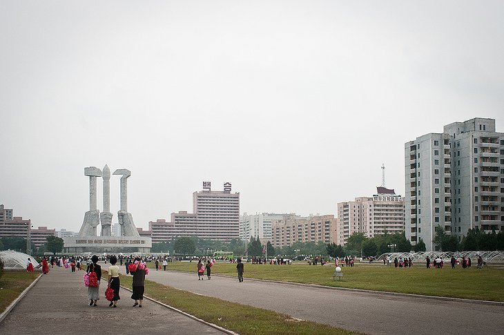 Pyongyang National Day