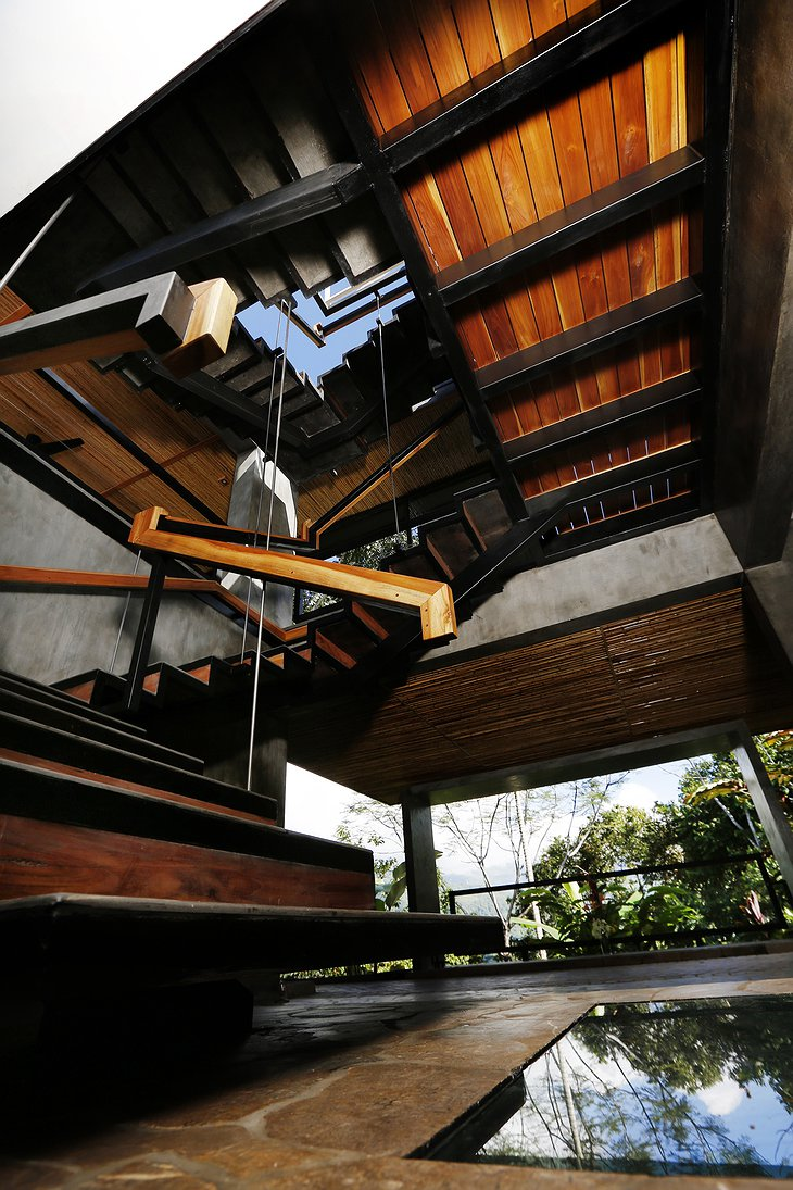 Kura Design Villas stairs