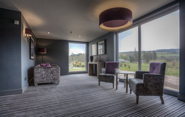 Auchrannie Resort suite