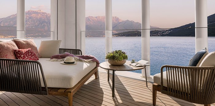 One&Only Portonovi – Riviera Lifestyle On The Beautiful Coast Of Montenegro