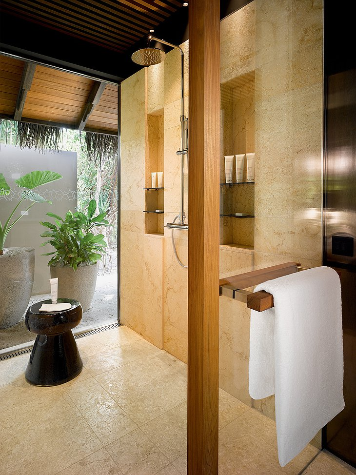 Beach Pool Villa - Bathroom